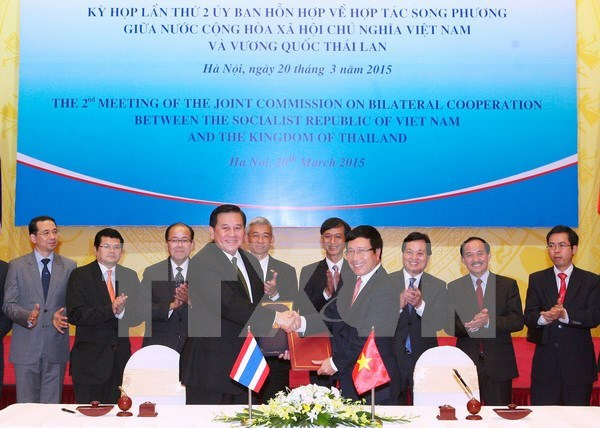40th anniversary of Vietnam-Thailand diplomatic ties marked hinh anh 1