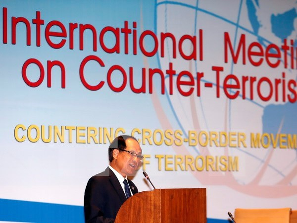 Indonesia hosts international conferences on counter-terrorism hinh anh 1
