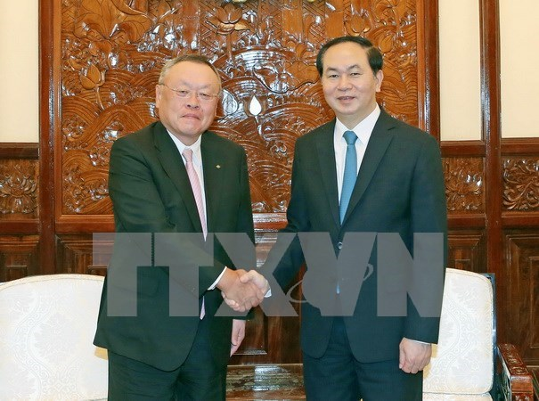Japanese group wants to invest in Vietnam hinh anh 1