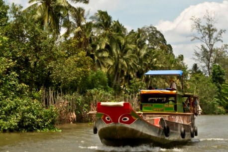 Mekong Delta to accelerate transport infrastructure development hinh anh 1