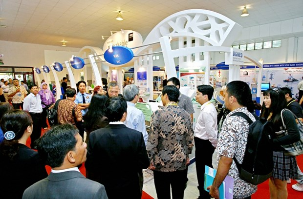 Vietnam Medi-Pharm Expo features latest pharmaceutical achievements hinh anh 1