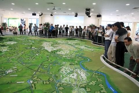 Modified Hanoi construction master plan announced hinh anh 1
