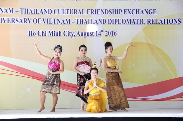 HCM City: Cultural events to celebrate VN-Thailand ties hinh anh 1