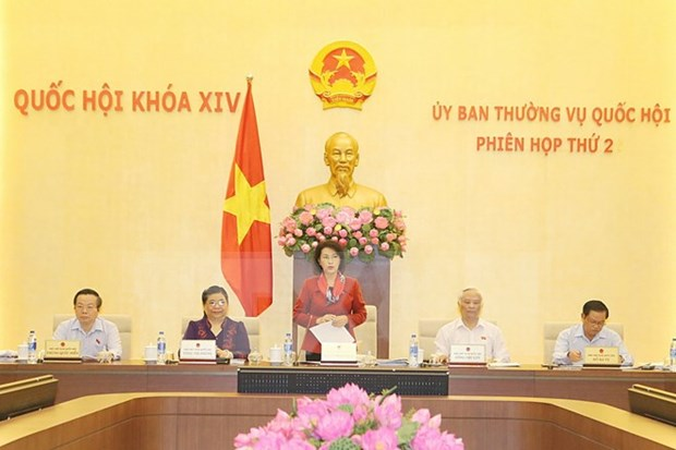 Law on guard force to be promulgated hinh anh 1