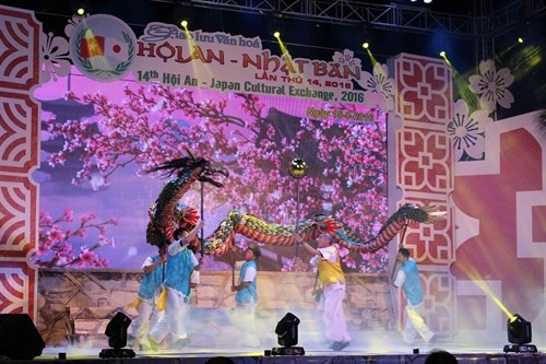 Hoi An-Japan cultural festival opens hinh anh 1