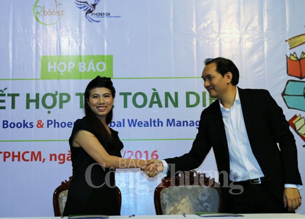 First online e-book trading platform takes shape in Vietnam hinh anh 1