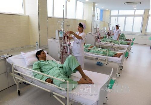 HCM City hospital gets high-tech dialysis centre hinh anh 1