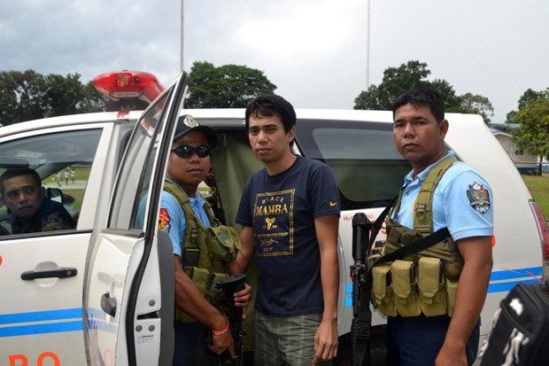 Indonesian sailors escape from Abu Sayyaf capture hinh anh 1