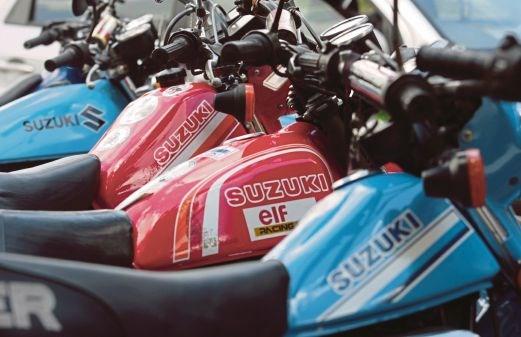 Suzuki closes bike-assembling factory in Malaysia hinh anh 1