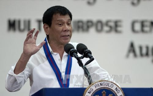Philippine President declares ceasefire ahead of peace talks hinh anh 1