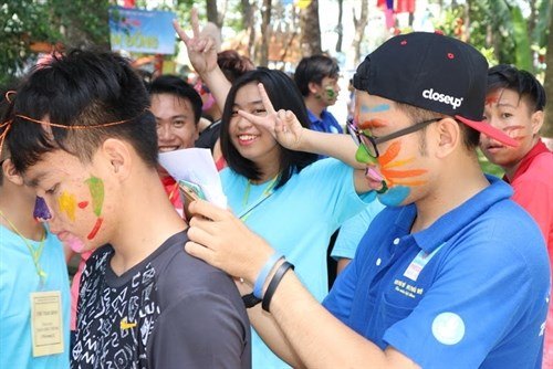 HCM City runs summer camps for children hinh anh 1