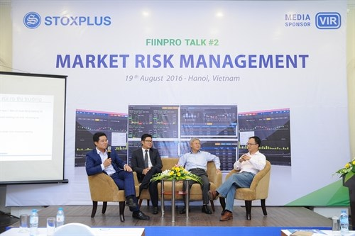 Risk management essential for finance sector hinh anh 1