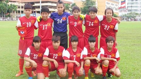 Vietnam kick off Asian U16 qualifying hinh anh 1