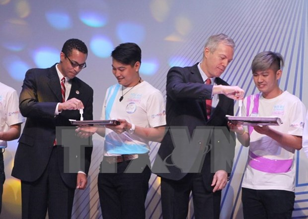 HIV self-testing introduced in Vietnam hinh anh 1