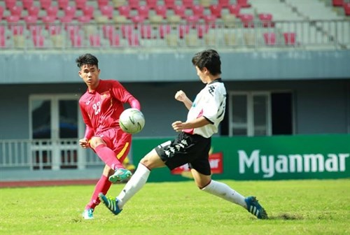 Vietnam win Myanmar friendly tourney for U19s hinh anh 1
