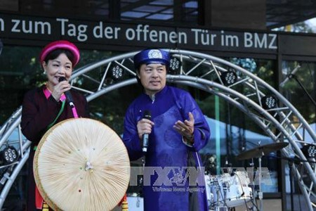 "Vietnam attends ""Open Day"" event in Germany hinh anh 1"