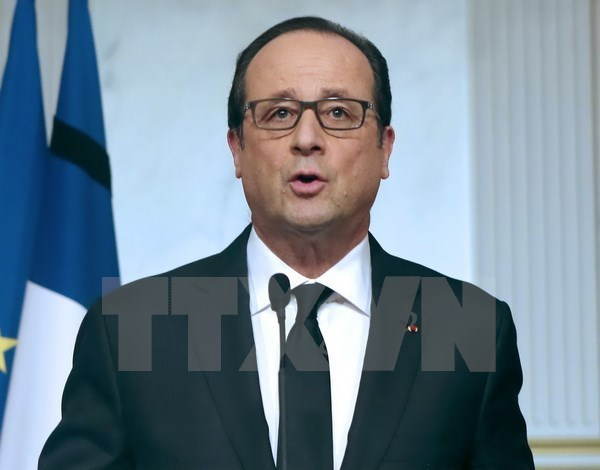French President's visit to develop relations with Vietnam hinh anh 1