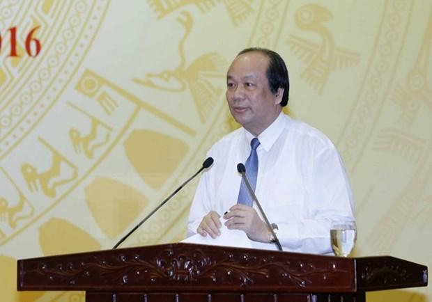 Government pledges zero tolerance to corruption hinh anh 1