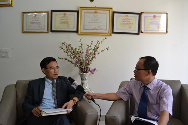 Vietnam, India boost cooperation in potential fields hinh anh 1