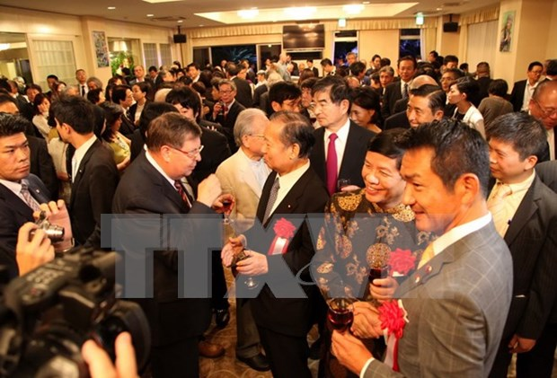 Vietnam's National Day marked in Japan hinh anh 1