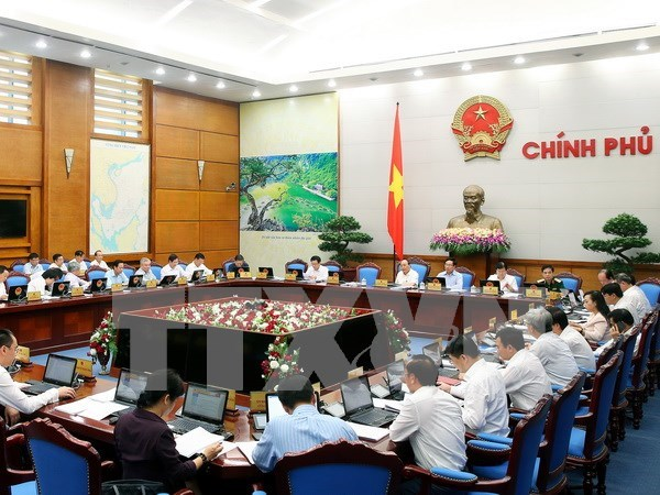 PM calls for reform of Gov't working methods, processes hinh anh 1