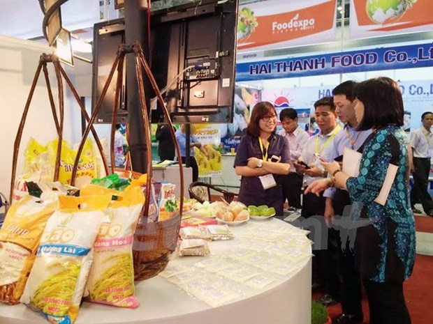 HCM City to host Vietnam Foodexpo hinh anh 1