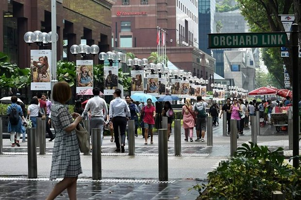 Singapore: 2017 growth rate revised down hinh anh 1