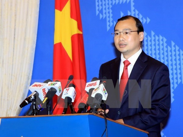 Vietnam deeply concerned over DPRK nuclear test hinh anh 1