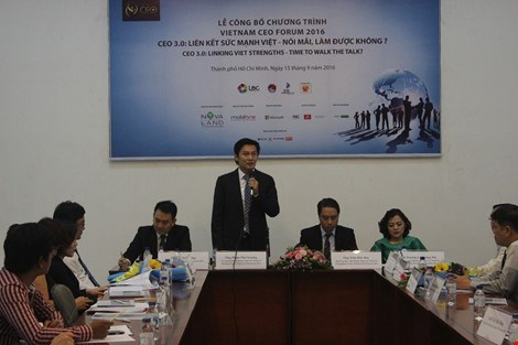 More than 1,000 entrepreneurs to join Vietnam CEO Forum hinh anh 1