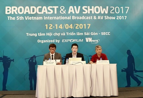 Broadcast&AV Show planned for April 2017 hinh anh 1