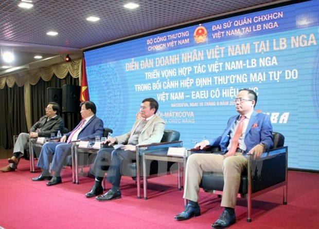 Business forum highlights Vietnam-Russia cooperation prospects hinh anh 1