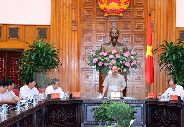 Ca Mau urged to rise strongly hinh anh 1