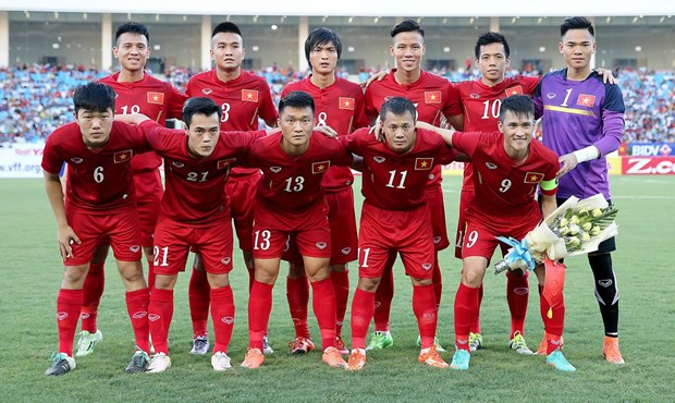 Football players summoned for regional Cup practice hinh anh 1