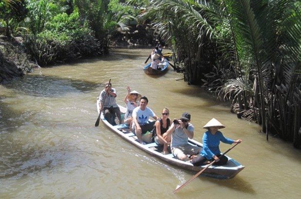 EU-funded project helps promote responsible tourism in Mekong Delta hinh anh 1