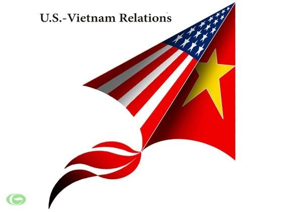 Senior military officer greets US Transportation Command chief hinh anh 1
