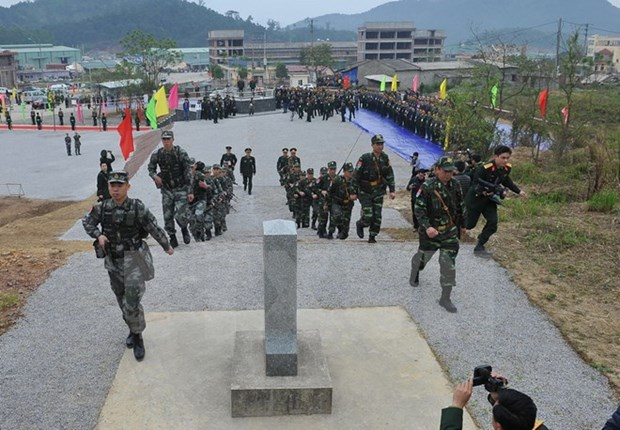 Vietnam keen to boost cooperation with China in security hinh anh 1