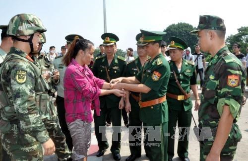 Human trafficking ring busted in northern border province hinh anh 1