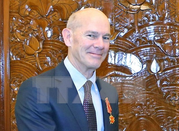 World Vision International honoured with Friendship Order hinh anh 1