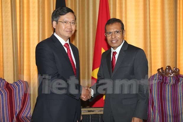 Timor Leste wants to learn from Vietnam's development experience hinh anh 1