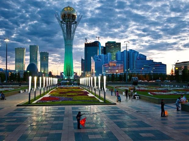 Kazakhstan offers opportunities for Vietnamese goods hinh anh 1