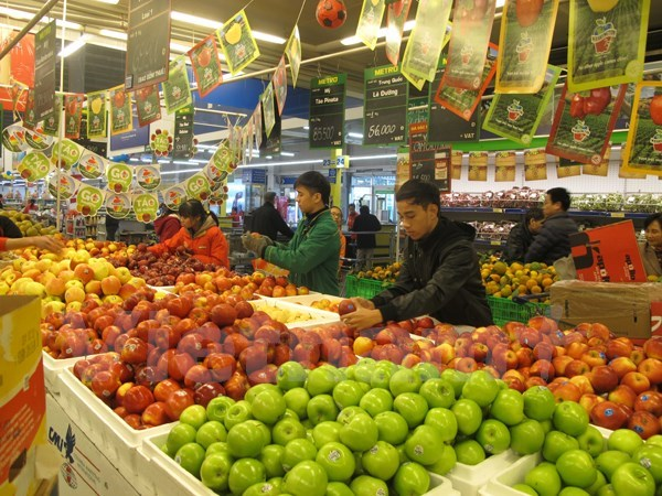 Vietnam among top 30 most lucrative retail markets hinh anh 1