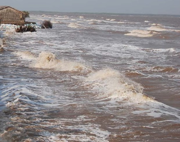 Disaster alert and watch system to be built in 13 coastal localities hinh anh 1