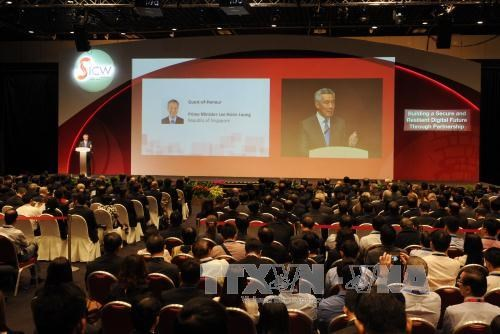 Singapore announces national strategy on cyber security hinh anh 1