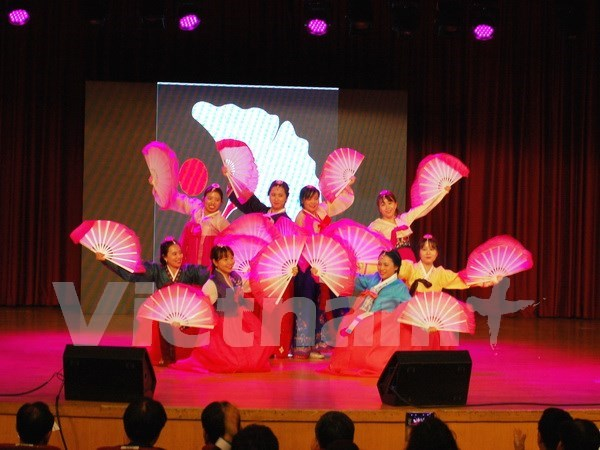 Vietnamese students' day in RoK hinh anh 1
