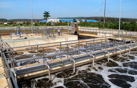Ministry tightens inspections of waste water treatment hinh anh 1