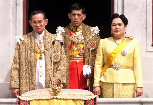 Thailand: Privy Council President to take as regent hinh anh 1