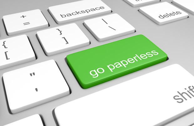 HCM City eyes a shift to paperless Gov't offices hinh anh 1