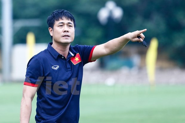 Vietnam have three games during training in RoK hinh anh 1