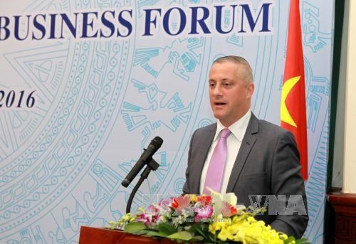 Bulgaria, Vietnam seek to further trade cooperation hinh anh 1