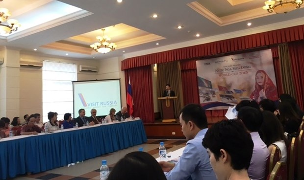 Programme to boost Russian tourism in Vietnam hinh anh 1